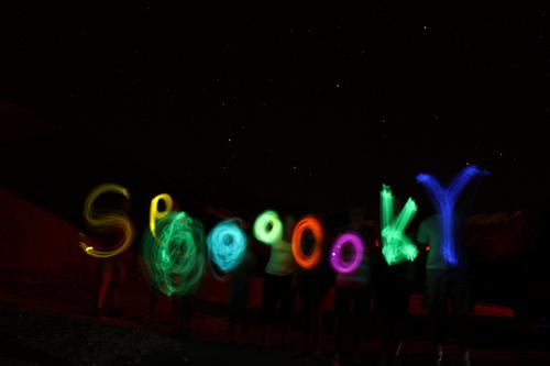 """Spoooooky"""