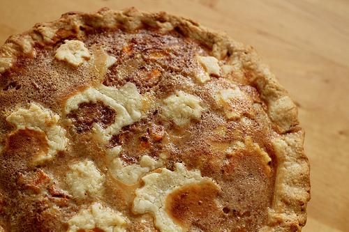 Mmmmmmm Persimmon Pie