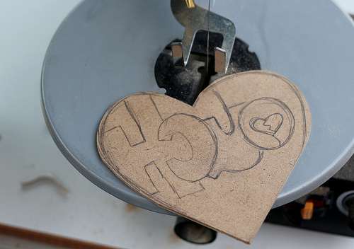 Scroll Saw Puzzle...