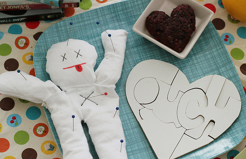 Anti-Valentine's Day: Crafts, Games, Recipes!