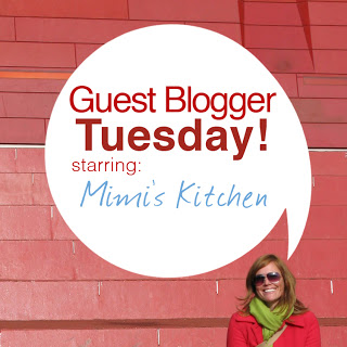 Guest Blogger Tuesday: Hamburger Cupcakes