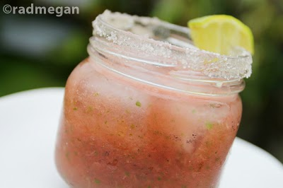 """""""The Spicy Watermelon"""" A Cure-All Cocktail"""