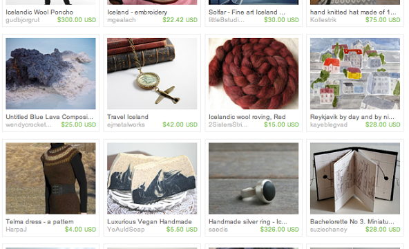 Iceland-Inspired: An Etsy Treasury