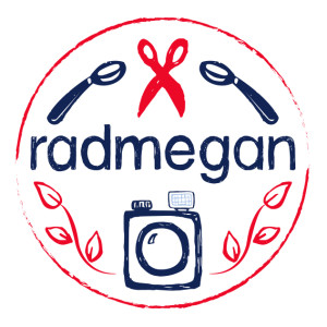 Radmegan - Projects, Recipes and Crafts to Make Life a Little More Rad