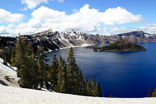 Photo Saturday: Crater Lake, Oregon