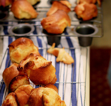 Cooking: Popovers