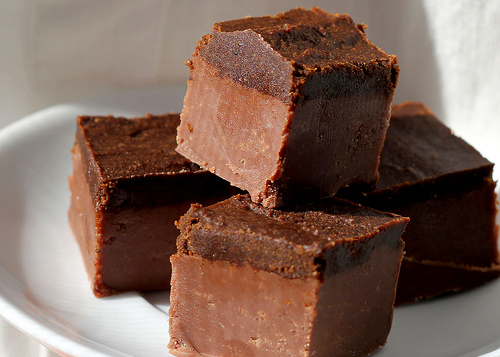 Cooking: Sweet & Spicy Mole Fudge