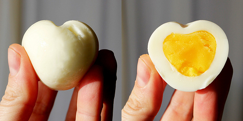 Heart-Boiled Egg