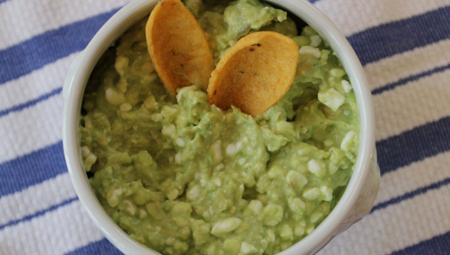 Cottage Cheese and Avocado Dip