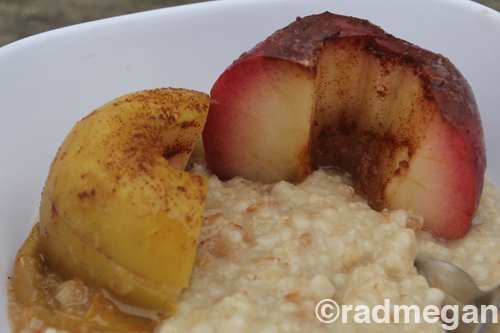 Camp Cooking: Easy Baked Apples