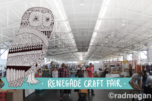 Photo Recap: Renegade Craft Fair SF
