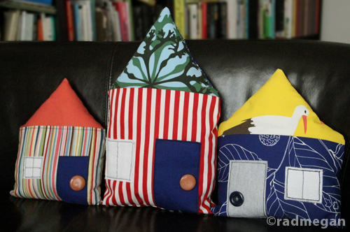 Inspired by Pinterest: Neighborhood Pillows