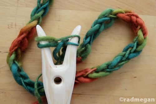 Knitting Forks Aplenty: Rad-Made Lucets!
