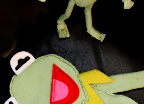 """""""Funny or Die"""" Commission: Teeny Weeny Kermit"""
