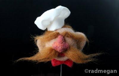 Radmegan's Muppet Contest!