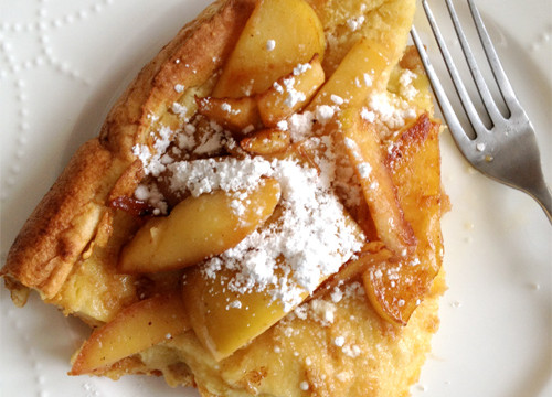 Call them Dutch Babies, German Pancakes…