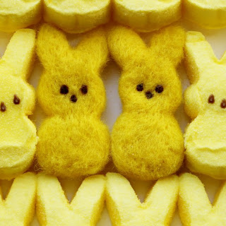 Needle-Felted Peeps: Pattern Now Available