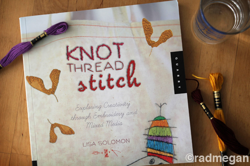 Embroidery Book Winner Announced!