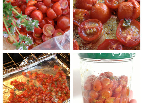 Pre-Pregnancy Food: Roasted Tomatoes