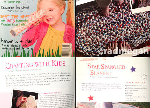 Why you need the Summer 2014 Issue of Kids Crafts 123!