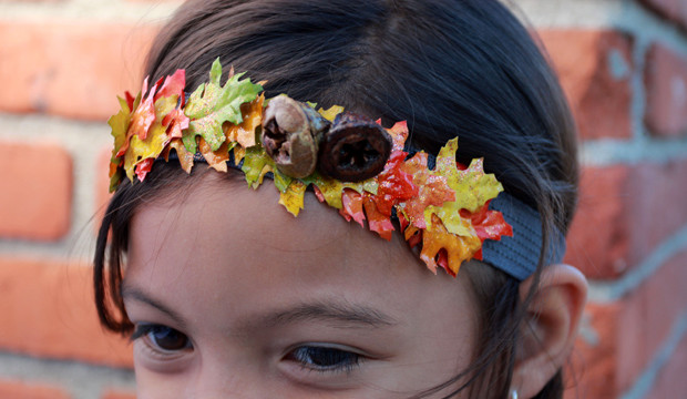 Autumn Headbands & Hair Clips