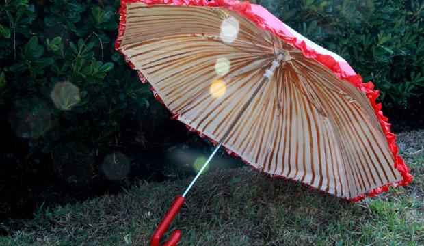 Mushroom Umbrella Tutorial!
