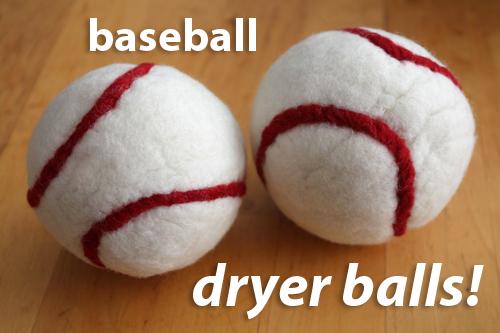 baseballdryerballs