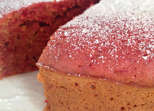Can't Be Beat, Beet Cake