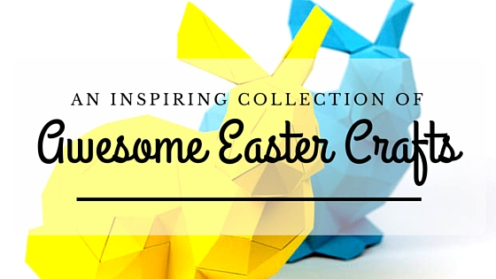 Easter Craft Round-Up for CreativeLive